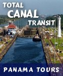 Leave from Amador and begin your once in a lifetime journey through the Panama Canal